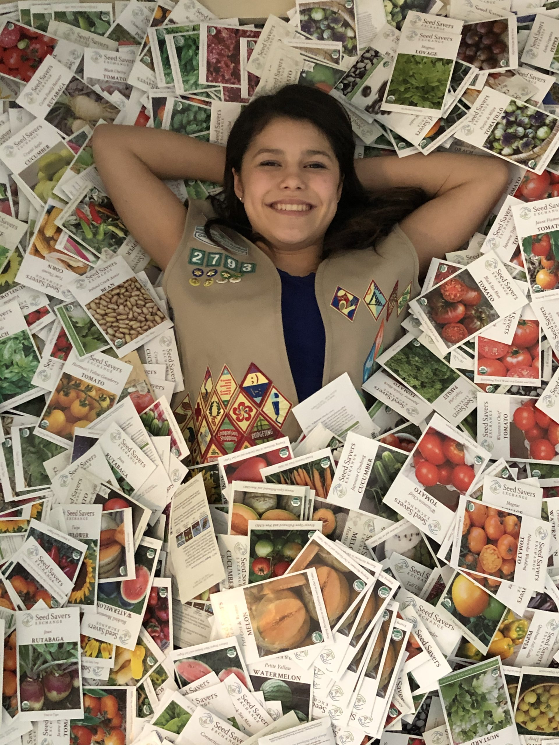 This Teenager Helped Launch Seed Libraries in Every State - Modern Farmer
